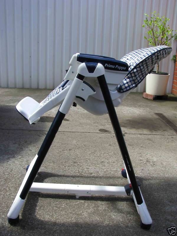 Toys4toddlers Peg Perego Prima Pappa highchair